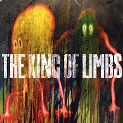 Calendrier de l'avent – jour 10 – Radiohead – King of Limbs par SimonH