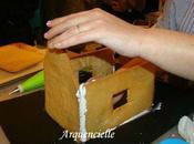 Maison pain d'épice démonstration chez Alice Délice -presque tutoriel-