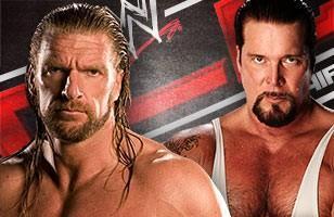 Le retour de Triple H face à Diesel
