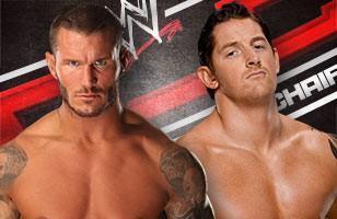 Le jeune loup Wade Barrett sera opposé à l'expérimenté Randy Orton