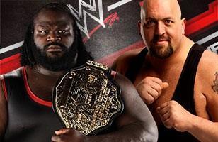 Nouvelle confrontation entre le Big Show et Mark Henry pour le titre de Champion du Monde Poids Lourds de la WWE