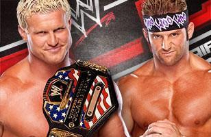 Zack Ryder parviendra t'il a décrocher son premier titre de Champion des USA ?