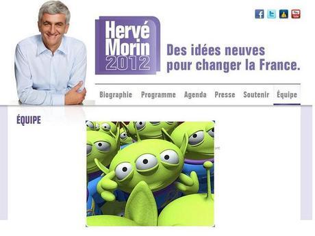 Hervé Morin 2012 Temps X