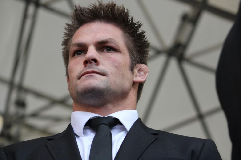 Richie McCaw All Blacks Guillaume Bonnaure