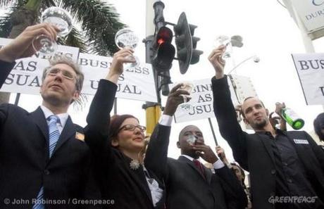 COP 17 à Durban : combien de dernières chances ?