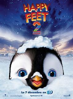 Cinéma: Happy Feet 2