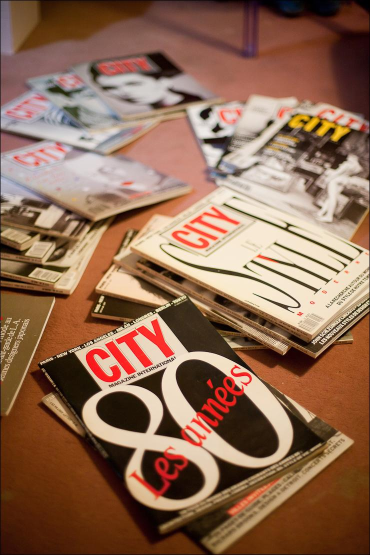 Curation of the week | City magazine