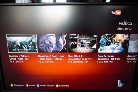 [Blabla] La chaîne Youtube du blog sur votre Xbox 360 :D