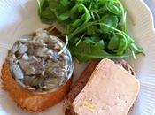 recette Noël Suprise d'Endives Chicons Foie gras