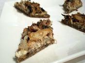 Tarte sardines citron façon flammenküche