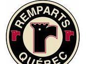Remparts Québec reçoivent Rocket l'Île-du-Prince-Édouard décembre 2011 Colisée Pepsi