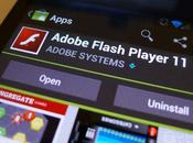 Adobe Flash Mobile compatible Android