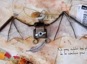l'illustratrice créa machine pour voler