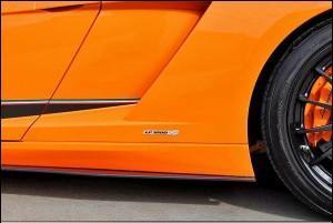 Lamborghini Gallardo Superleggera LP 1000-4
