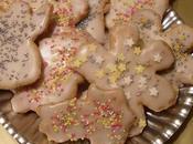 **Biscuits Sablés Glacés pour Noël**