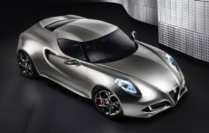 Alfa-Roméo 4C : des news