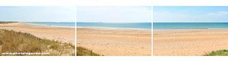 La plage d'Erdeven