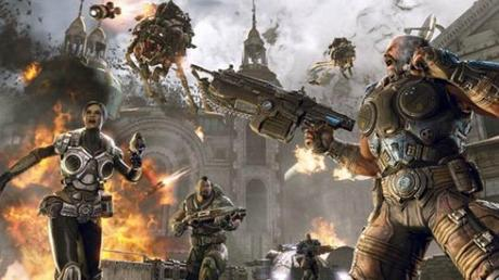 [Test et guide HD] Playthrough FR Gears Of War 3, DLC Raam's Shadow