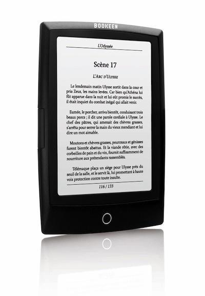 Cybook Odyssey : une troisième mise à jour du logiciel