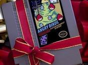 Angry Birds illuminations Noël