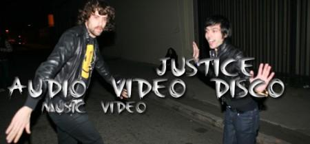Calendrier de l'avent – jour 20 – Justice – Audio, Video, Disco par Shizzle_11