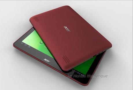 Acer lance une nouvelle tablette tactile 10,1 pouces, l'Iconia Tab A200 sous Android