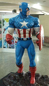 Cap2 Concours JDG Network spécial Captain America