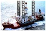 Naufrage meurtrier plateforme pétrolière Kolskaya