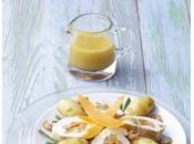 Ratte Touquet chapon farci dans bouillon crevettes