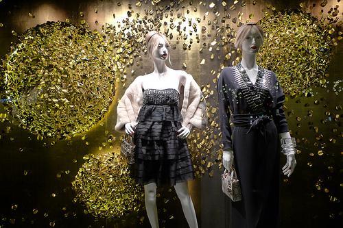 d4a4b802ec9d De l or chez Dior et des étoiles chez Gucci à Paris - Paperblog