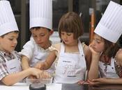 Voici notre carnet d'adresse cours cuisine pour enfants