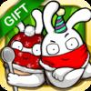 Ramassez carottes avec Robber Rabbits: Christmas Gift! pour iPhone/iPad Gratuit