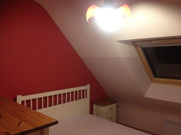 Décoration Chambre Sous Toit - Paperblog