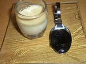 Panna cotta foie gras crème balsamique !!!!