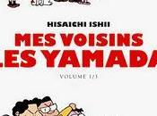 """Défi lecture """"Images Japon"""", voisins Yamada tome"""