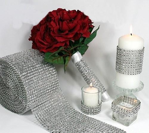 Ruban de diamant : pour une deco de table VIP | À Découvrir