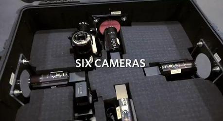 delta Une valise truffée de caméras prend lavion