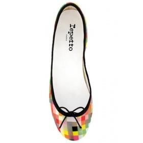 Ballerines REPETTO Pixel