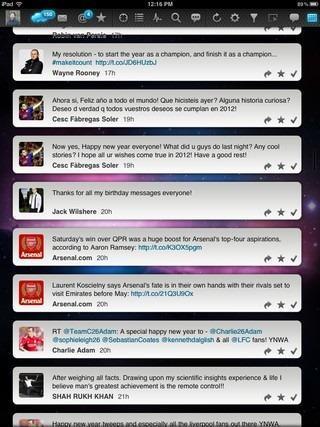 TweetyPop Timeline