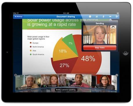 Formidable percée du iPad dans la communauté des affaires