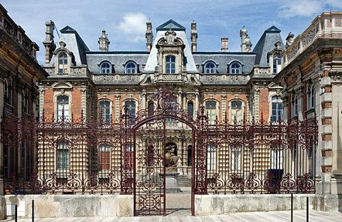 Château-Perrier à Epernay