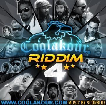 Coqlakour Riddim 4 Mix Urban Vybz