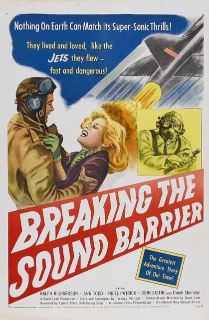 Le Mur du Son - The Sound Barrier, David Lean (1952)