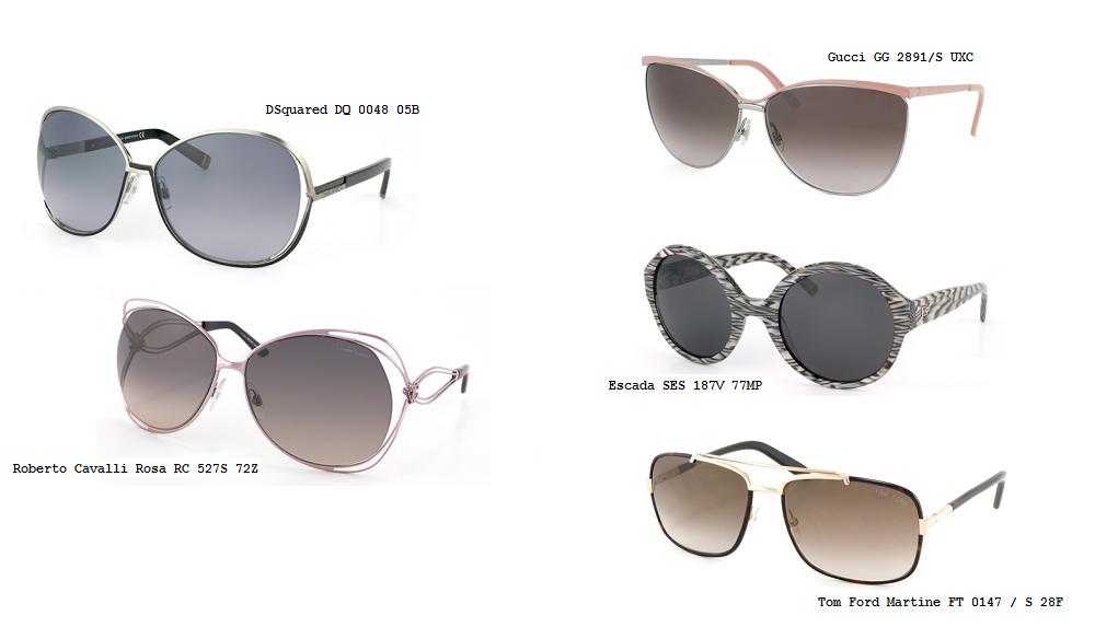 Les lunettes, accessoires de mode design.