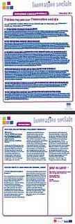 Innovation sociale : Enfin des outils pour accélérer son développement ! - Volet 2