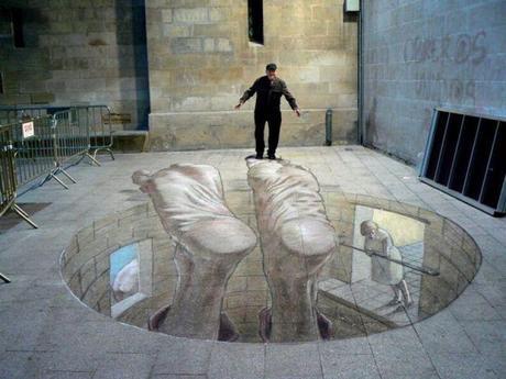 street art incroyable 001 Street Art incroyable (30 photos)