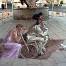 thumbs street art incroyable 011 Street Art incroyable (30 photos)