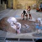 thumbs street art incroyable 008 Street Art incroyable (30 photos)