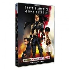 Test DVD : Captain America