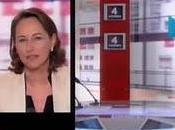 Canal plus grand journal dent contre Ségolène Royal... vidéo petit tronquée!